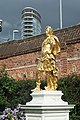 Statue of King William III, Portsmouth, Hampshire - geograph.org.uk - 1422718.jpg