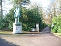 Statue of Lord Strathnairn (Commander in Chief, India, 1861-1865) - geograph.org.uk - 288360.jpg
