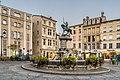 Statue of Rene II of Lorraine in Nancy.jpg