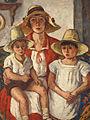 Stefan Dimitescu - Mama cu copii.jpg