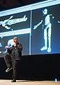 Stelarc conference Montréal (5103983910).jpg