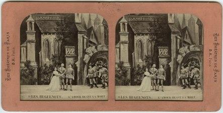 Stereokort, Les Huguenots 11, L'amour brave la mort - SMV - S59a.tif