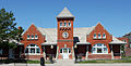 Sterling Colorado Union Pacific Railroad Depot.JPG