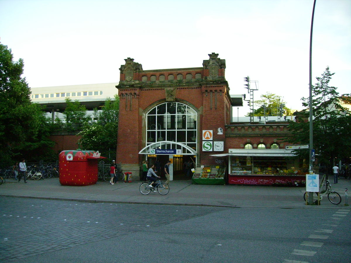 Hamburg Sternchance