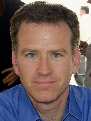 Steve Inskeep - Inskeep at the 2011 Texas Book Festival.