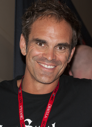 Steven Ogg - Ogg at New York Comic Con in 2013