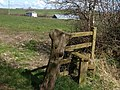 Stile near Soldonmoor - geograph.org.uk - 743101.jpg