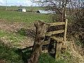Stile near Soldonmoor - geograph.org.uk - 743101.jpg