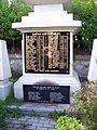 Stodůlky, Kovářova, obětem válek, dolní část.jpg