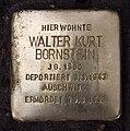 Stolperstein Darmstädter Str 2 (Wilmd) Walter Kurt Bornstein.jpg