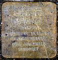 Stolperstein Hektorstraße 5 Siegfried Jablonski.JPG