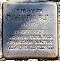 Stolperstein Hochfeilerweg 23a (Mard) Eva-Maria Buch.jpg