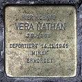 Stolperstein Ludwigkirchplatz 12 (Wilmd) Vera Nathan.jpg