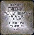 Zweig-Winternitz, Friderike