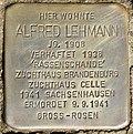 Stolperstein für Alfred Lehmann (Potsdam).jpg