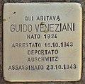 Stolperstein für Guido Veneziani (Rom).jpg