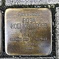 Stolperstein für Rosa Koenigsberger in Hannover.jpg