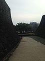 Stone Walls of Kumamoto Castle 20140222-4.jpg