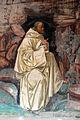 Storie di s. benedetto, 07 sodoma - Come Benedetto ammaestra nella santa dottrina i contadini che lo visitavano 02.JPG