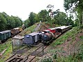 Storing railway stock, Groombridge. - geograph.org.uk - 44267.jpg