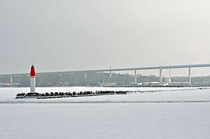 Stralsund, Mittelmole (2012-02-05), by Klugschnacker in Wikipedia.jpg