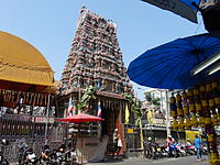 Street Scene at Sri Maha Mariamman.jpg