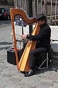 Street harpists in Paris.jpg