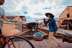 Hội An - Image: Streets of Hoi An Ancient Town, Quang Nam province, South Central Coast, Vietnam 3