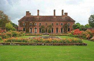 Barrington Court - Strode House