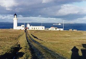 Pentland Firth - Stroma Lighthouse