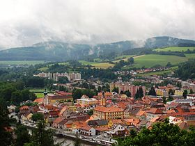 Sušice (district de Klatovy)