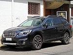 Subaru Outback 2.5i Limited 2016.jpg