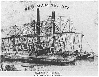 City-class ironclad - The Submarine No. 7