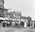 Suffragists march in Decoration Day parade in DeKalb in 1892.jpg