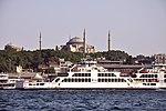 Sultanahmet ferry on the Bosphorus in Istanbul, Turkey 001.jpg