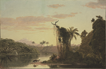 Summer in South America, Frederic Edwin Church, 1853.png