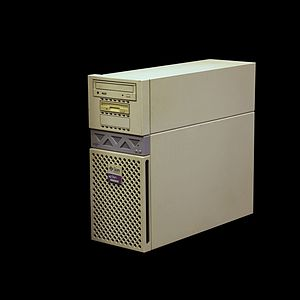 Sun Ultra series - Sun Ultra 30 workstation