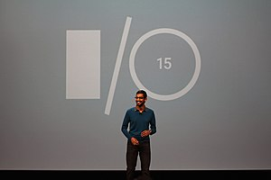 Google I/O - Sundar Pichai at Google I/O 2015