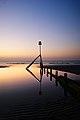 Sunrise at Sandown beach.jpg