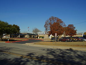 Sunset Valley, Texas - Sunset Valley Elementary School