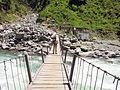 Suspension bridge, swat Pakistan by Dr.Nadeem.jpg