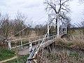Suspension bridge over the River Avon - geograph.org.uk - 1775374.jpg