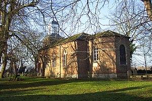 Sutton St Edmund - Image: Sutton St Edmund parish church geograph.org.uk 297094