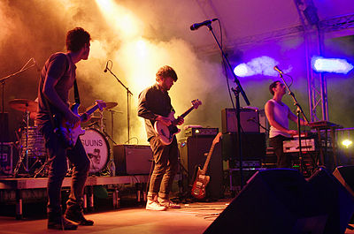 Picture of a band or musician: Suuns