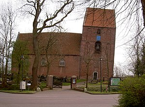 Leaning Tower of Suurhusen - Image: Suurhusen Church, East Frisia, Germany. Pic 05