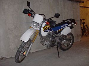 Suzuki DR 350 – Wikipedia