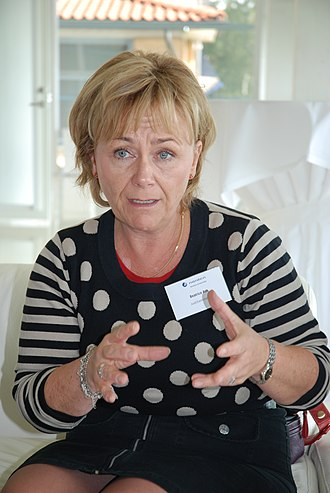 Beatrice Ask - Image: Sveriges justitieminister Beatrice Ask