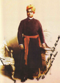 Swami Vivekananda 1893 Chicago Pose color.png