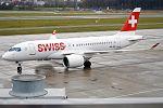Swiss, HB-JBC, Bombardier CS100 (31383514146).jpg