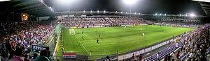 Szusza Ferenc Stadion - Image: Szusza Ferenc Stadion, panoráma